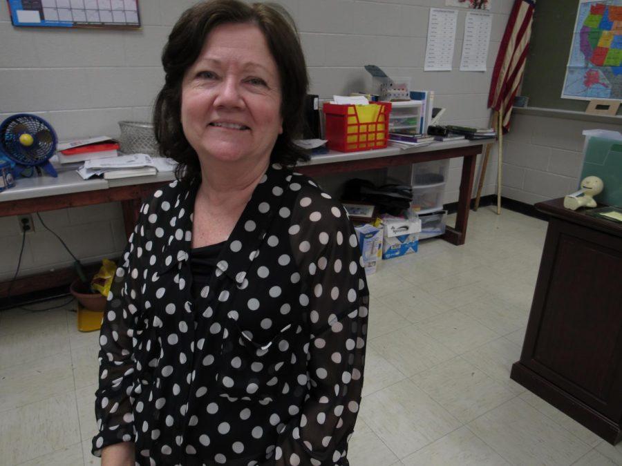 Traveling Teacher Settles Down at CCCHS