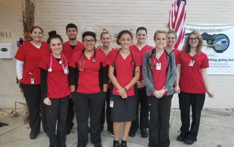 Nursing Training Begins at CCCHS