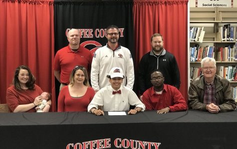 Student Athletes Sign to Further Careers
