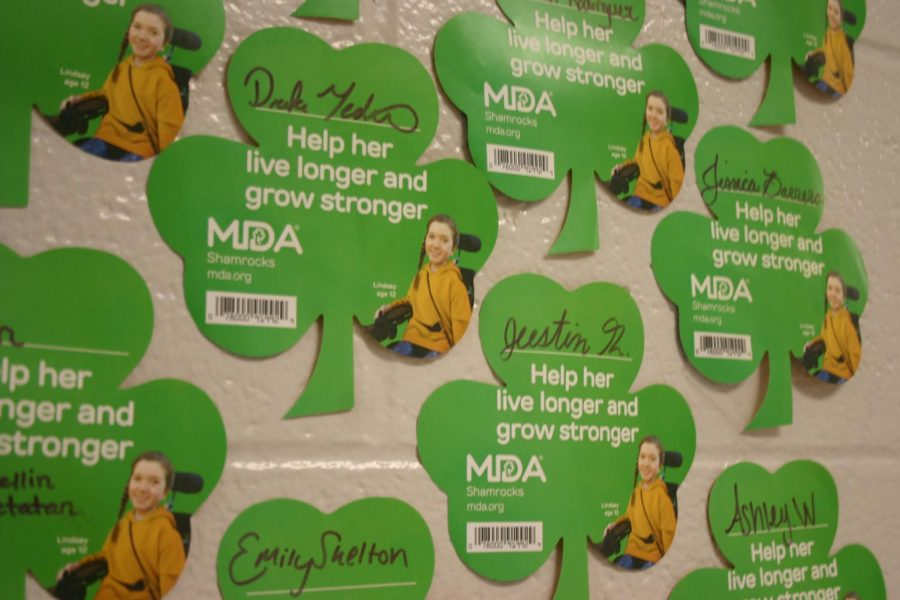 Fundraising Time at CCCHS: Donate to MDA Today!