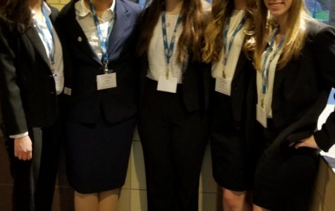 HOSA State Conference a Success