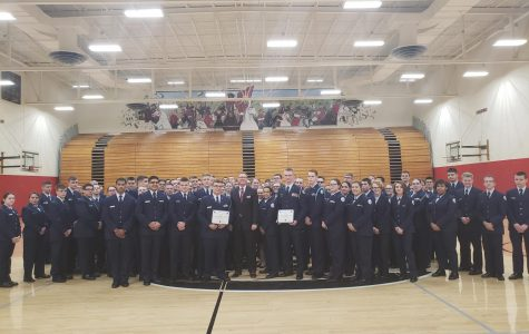 Junior ROTC is Awarded Highest Honor