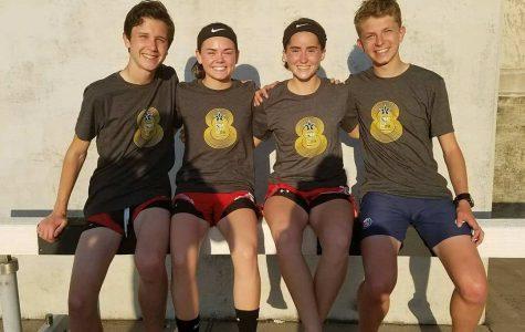 Coffee County Track Team Makes a Splash at Vanderbilt