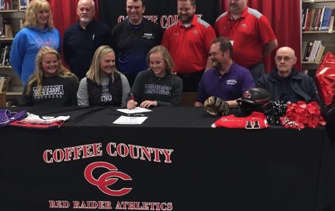 Haley Richardson Signs with Trevecca