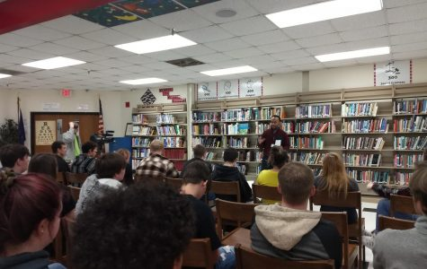 Second Annual Poetry Slam Encourages Self-Expression!