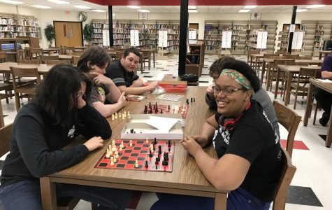 Come Join Chess Club!