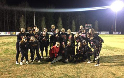 Lady Raiders Take The Win
