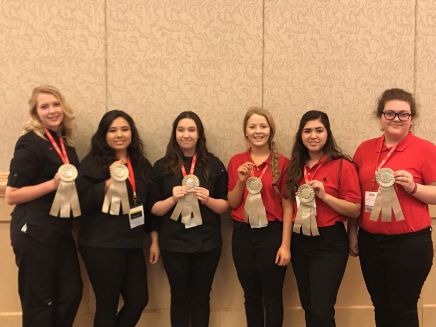 FCCLA+Attends+State+Conference