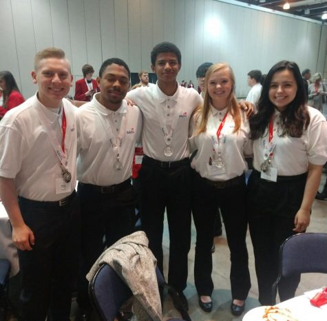 SkillsUSA Returns From State Competition