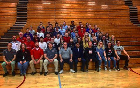 Class of 2019 senior athletes