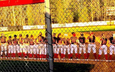 Lady Raiders Softball