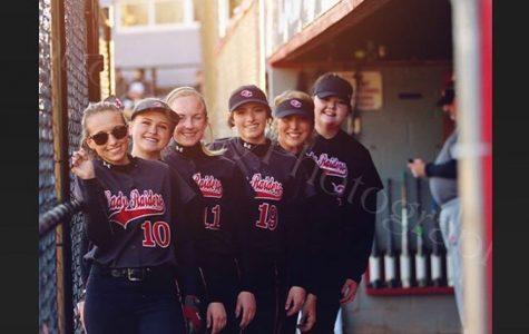 Senior Night For The Lady Raiders Softball Team
