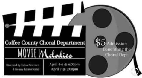 "Choir Performs Concert of ""Movie Melodies"""