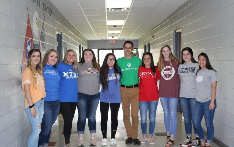 Students Commit to Their Future