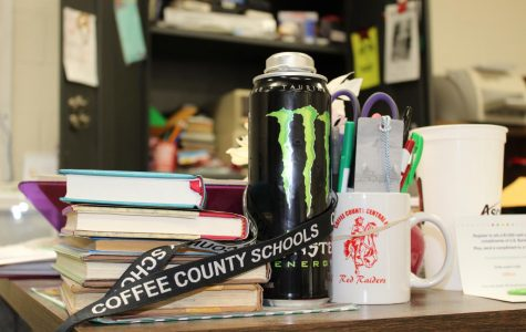 Caffeine in Coffee County: A Normalized Addiction