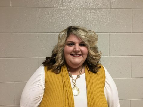 Mrs. Sandy Lewis is the  beloved cosmetology teacher at Coffee County Central High School.