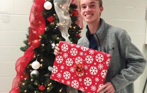 Sophomore Connor Fox shares a lesson he learned as a child during Christmastime.