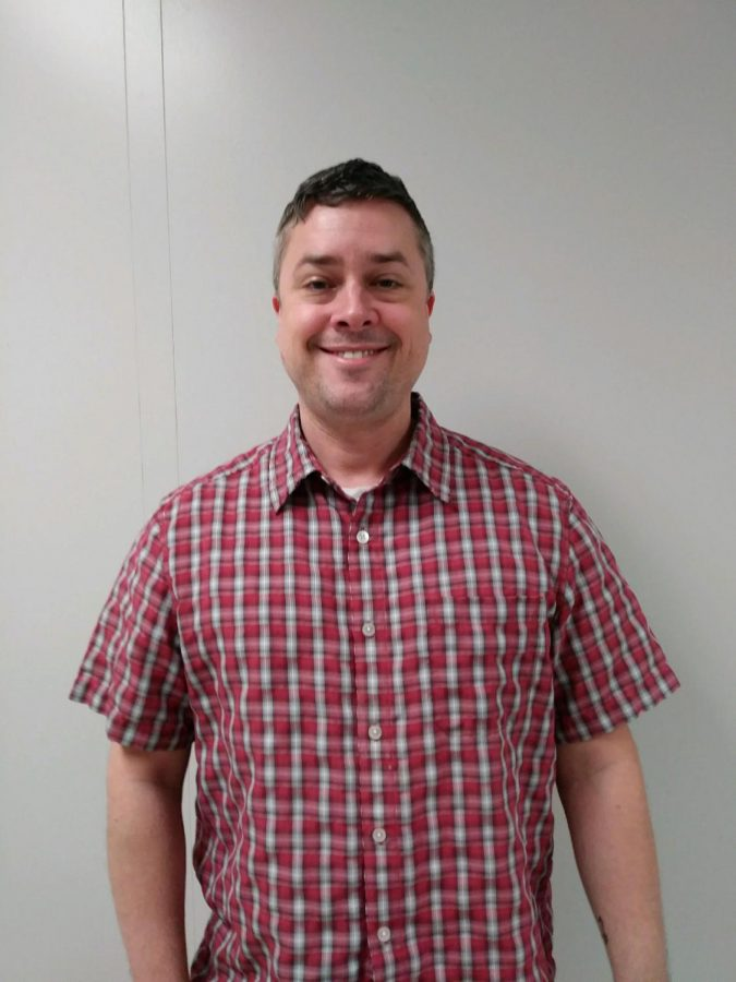 December Teacher Feature: An Interview with Mr. Brad Jamison