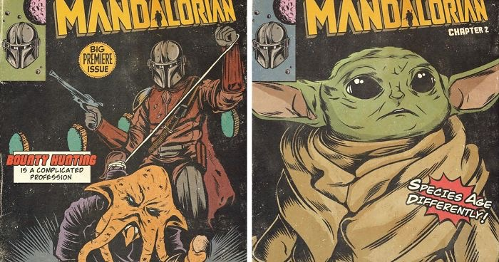 The Mandalorian season two released on Disney+ with a great first episode.