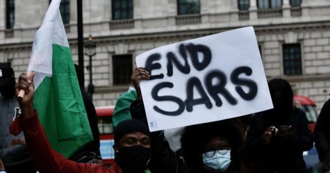 Protests in Nigeria have gained international support through social media platforms.