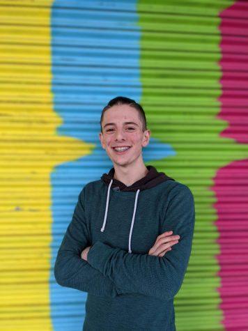 Photo of Garrett Masters