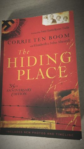 "There's nothing like curling up with a good book, and ""The Hiding Place"" is a must-read!"