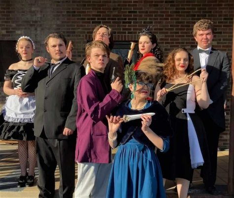 The TAG performance was a hit for many who attended the performance of Clue: On Stage.