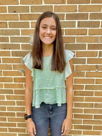 CCCHS welcomes newly elected Rossman as Sophomore Student Government Class President.