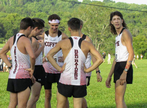 The CCCHS cross country team impresses in their season opener.
